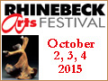 October 2-4, 2015 - Rinebeck Arts Festival