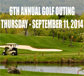 September 11, 2014 - Southern Ulster Chamber Golf Outing